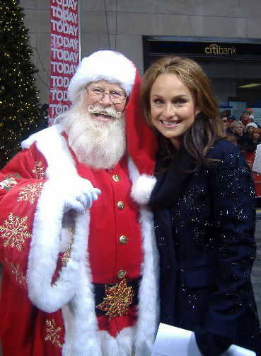 Today Show with Giada de Laurentis