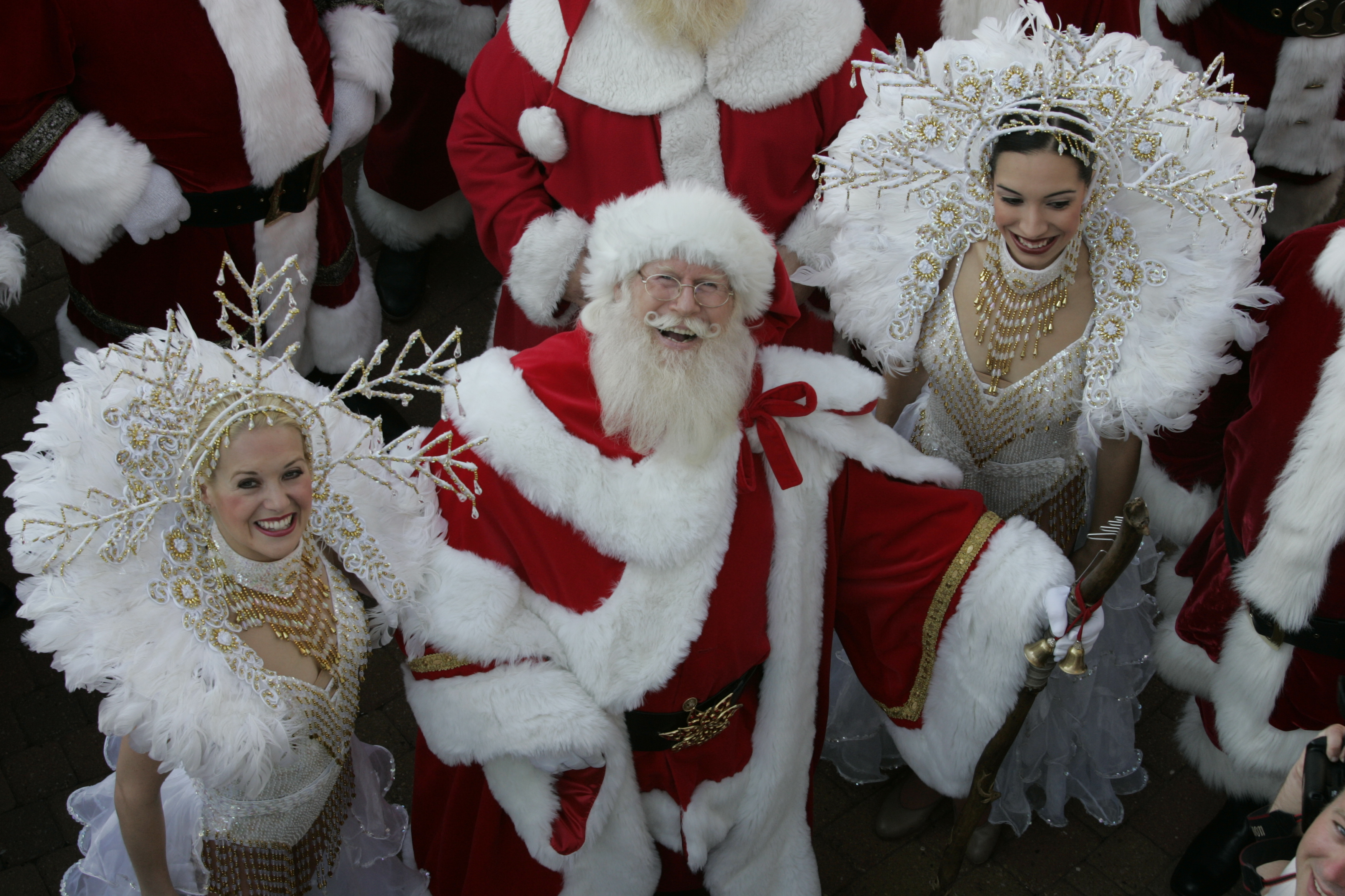 Parade with Dancers - USA Today